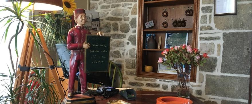 2ème image des tarifs de l'hôtel Bel air dans le Cotentin